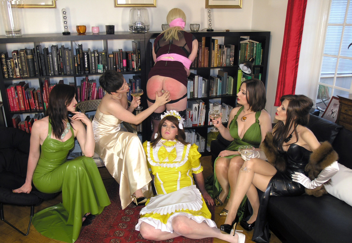 sex party humiliated