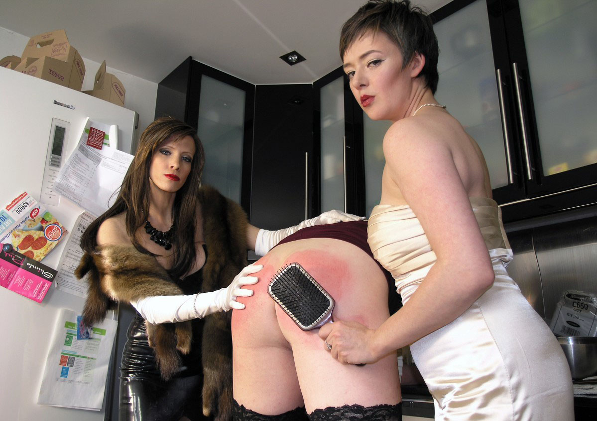 Personal slave is humilated by her bdsm master 9